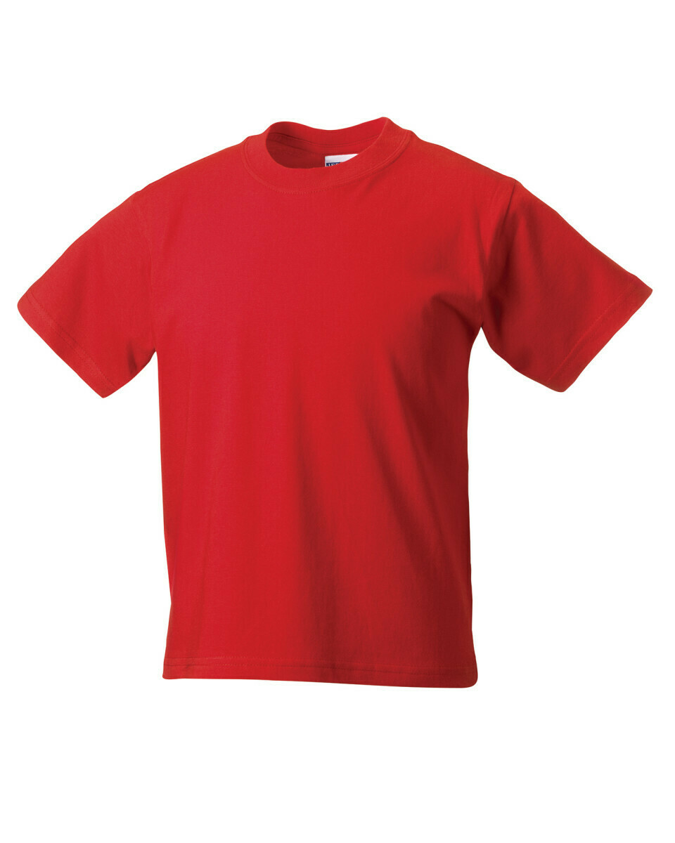 St Columba's School 'House T-Shirt' (S1-S6) (In 4 House Colours)