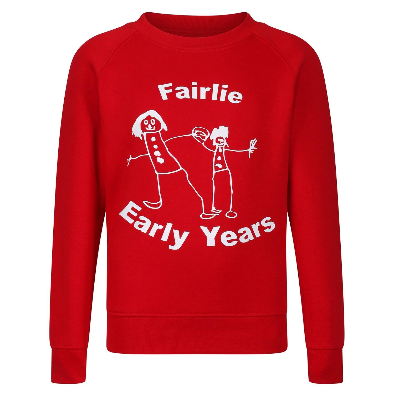 Fairlie Early Years Sweatshirt