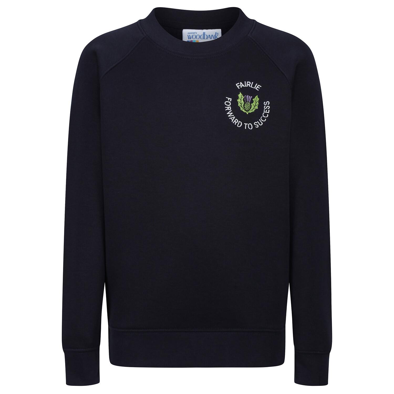 Fairlie Primary Sweatshirt (Crew Neck)
