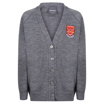 Largs Primary Knitted Cardigan (choice of colour)