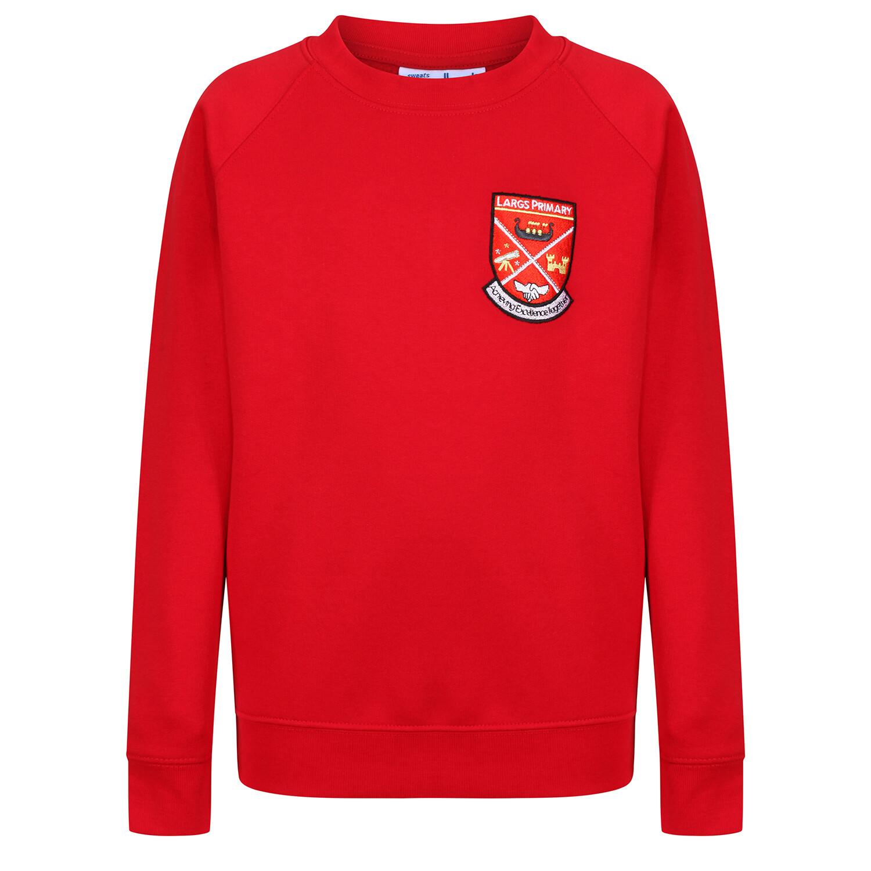 Largs Primary Sweatshirt (Crew Neck)