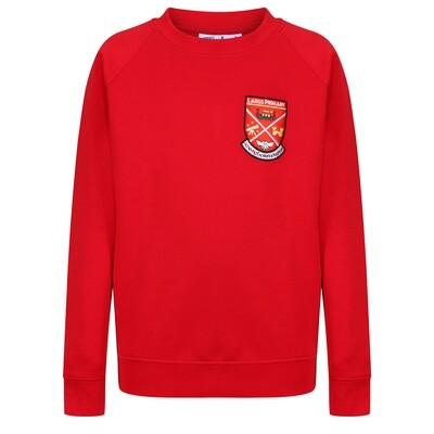 Largs Primary Sweatshirt (Crew Neck)