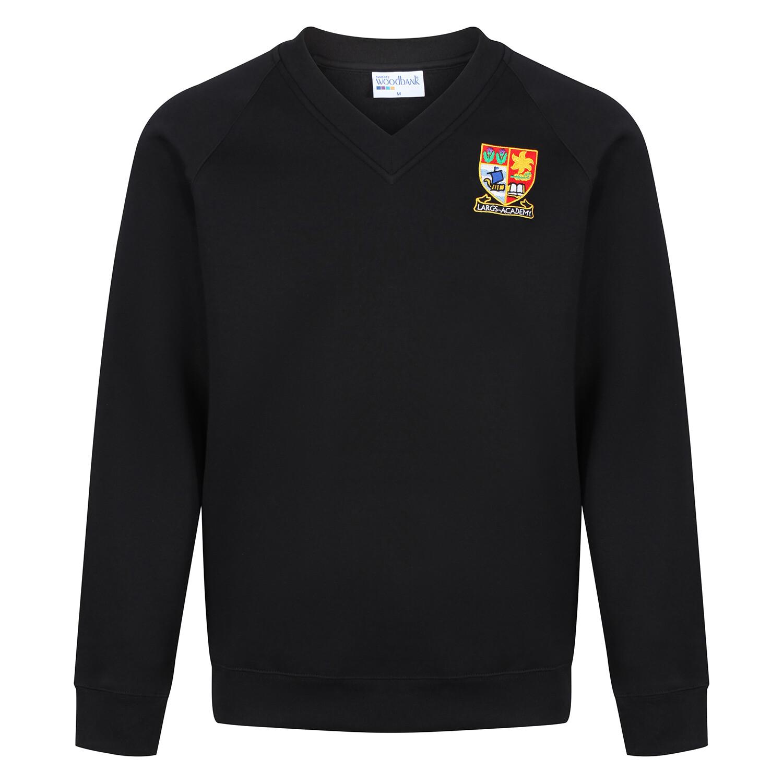 Largs Academy Sweatshirt V-Neck