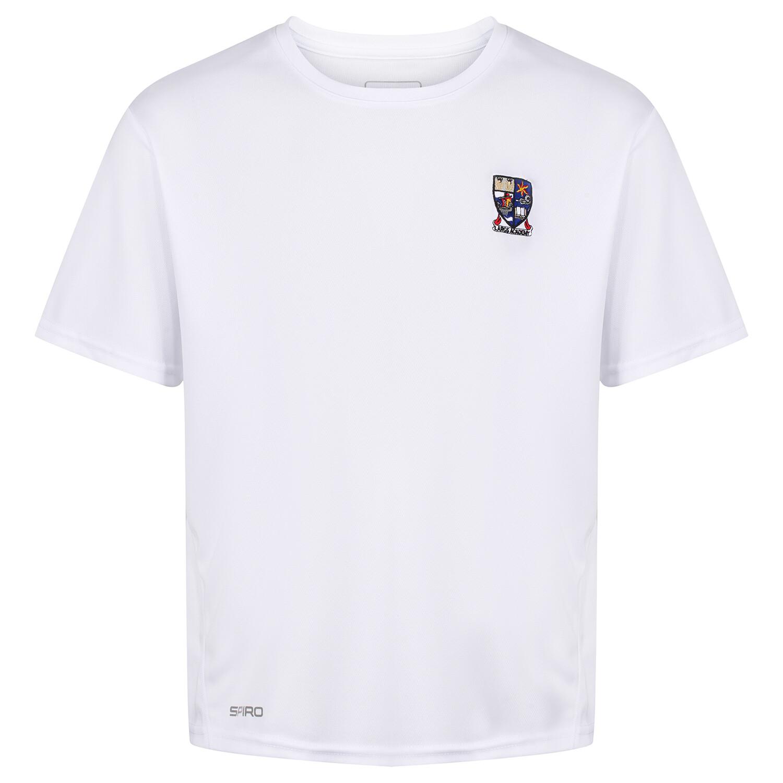 Largs Academy Girls PE T-shirt