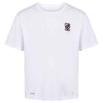 Largs Academy Girls PE T-shirt