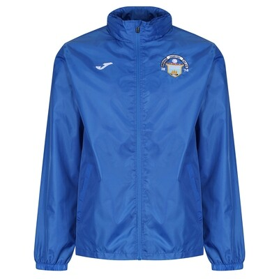 Morton 'Community Trust' Full Zip Rain Jacket