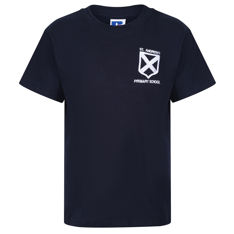 St Andrew's Primary PE T-Shirt