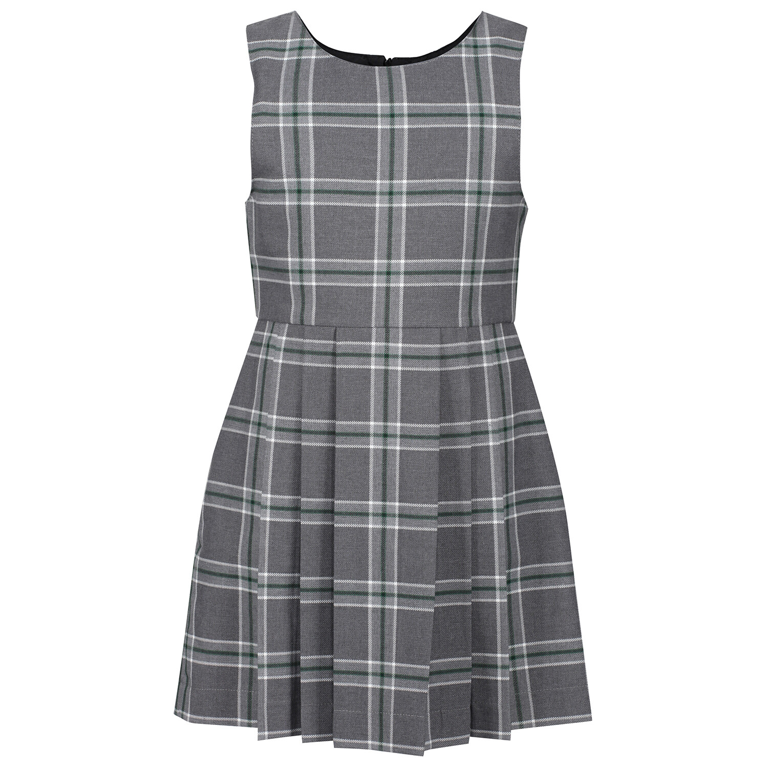 St Mary's Primary (Largs) Tartan Pinafore