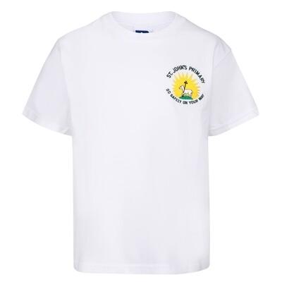 St John's Primary PE T-Shirt
