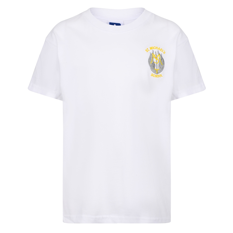 St Michael's Primary PE T-Shirt