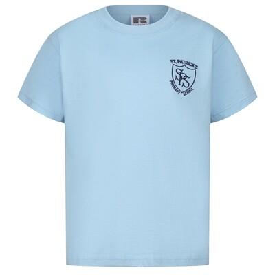 St Patrick's Primary PE T-Shirt