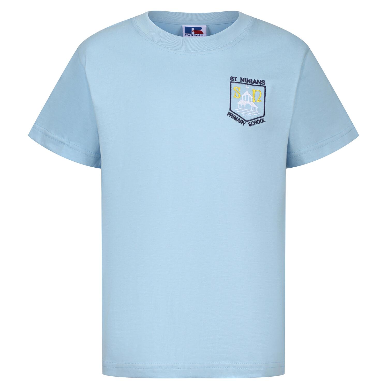 St Ninian's Primary PE T-Shirt