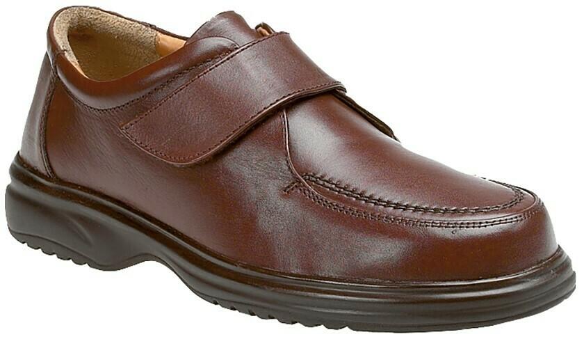 Velcro Fastening Leisure Shoe (RCSM460B)