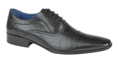 Capped Oxford Shoe (RCSM9549A) 'Best Seller'