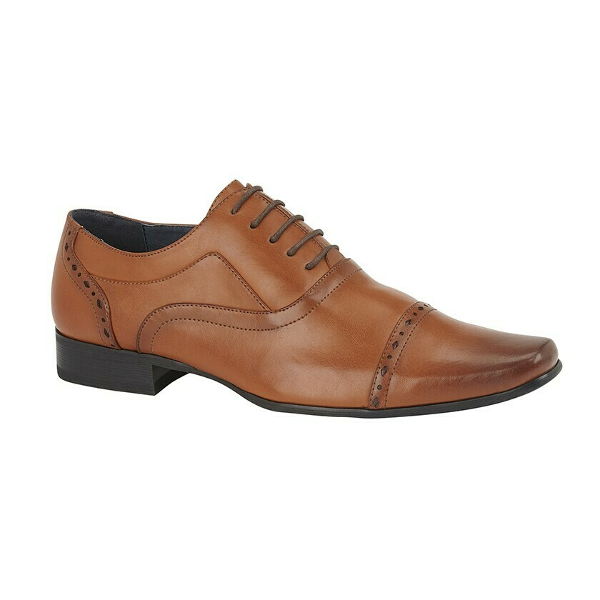 Capped Oxford Shoe (RCSM9549B)