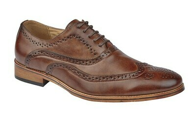 Capped Brogue Oxford (RCSM9556B)