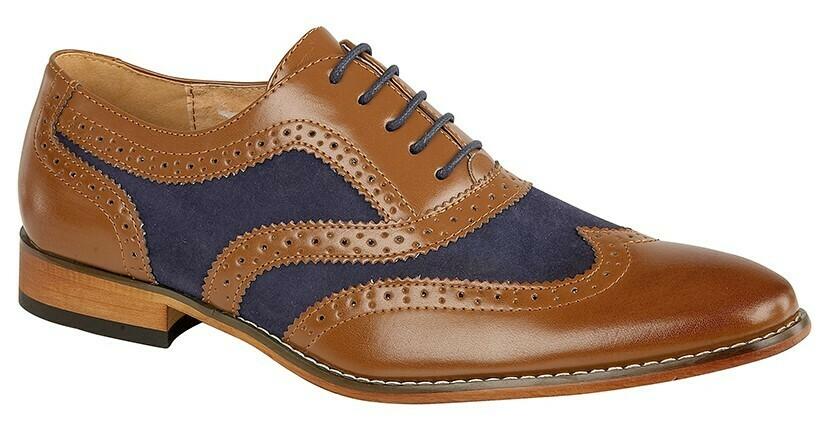 Brogue Oxford Shoe (RCSM968BC)