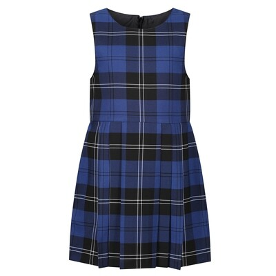 St Andrew's Primary Tartan Pinafore