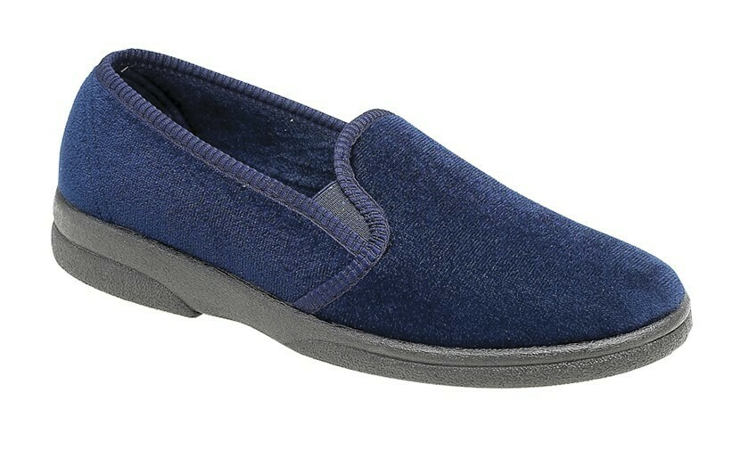 Gusset Slipper (RCSMS247C) (For Outdoorwear also)