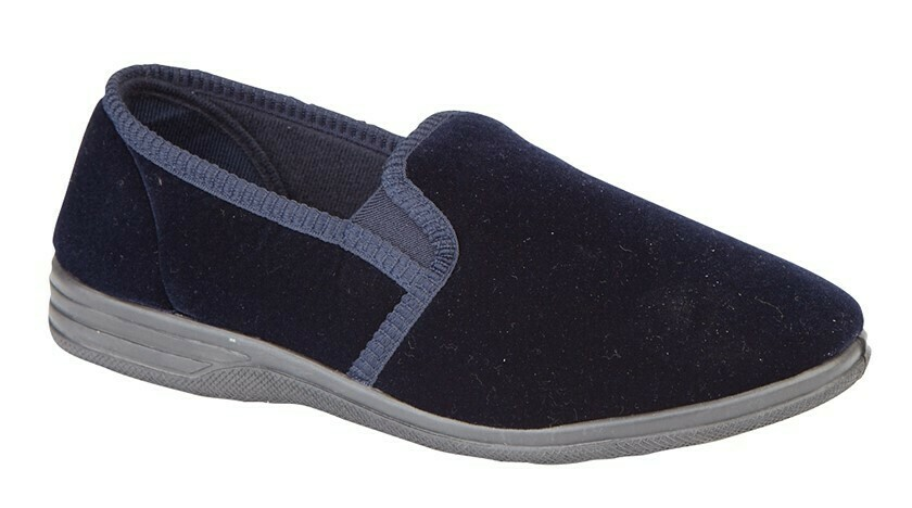 Gusset Slipper (RCSMS483C)