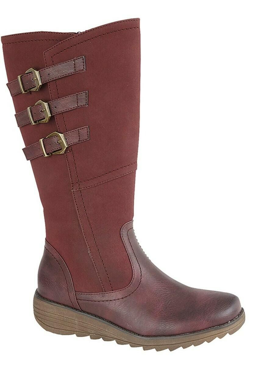 Knee High Boot (RCSL021BD)