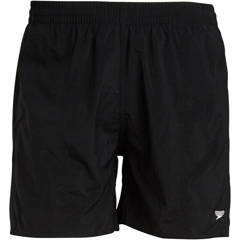 Swimming Shorts in Black (J4-J6 Boys)