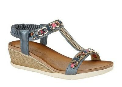 Back Wedge Sandal (RCSL489C)
