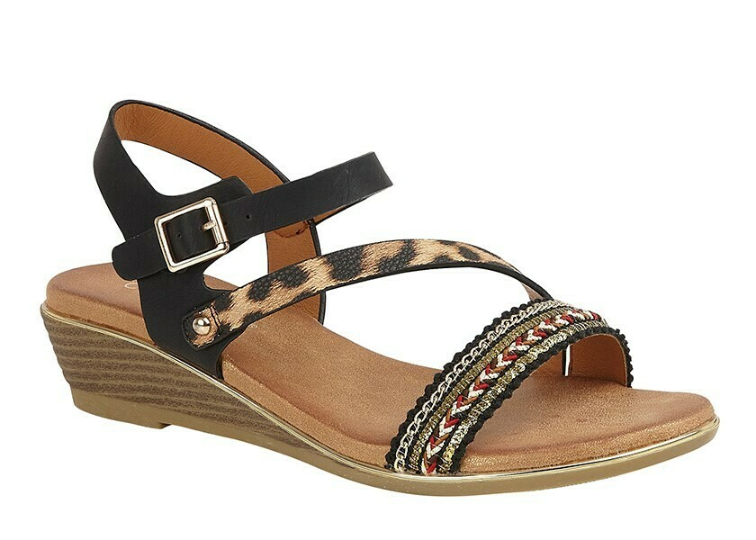 Wedge Sandal (RCSL677AM)