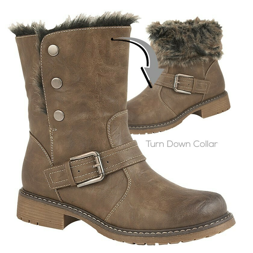Ankle Boot (RCSL830B)