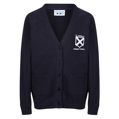 St Andrew's Primary Sweatshirt Cardigan