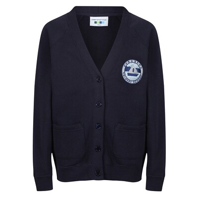 Sandbank Primary Sweatshirt Cardigan