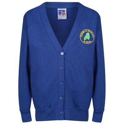 Cumbrae Primary Sweatshirt Cardigan