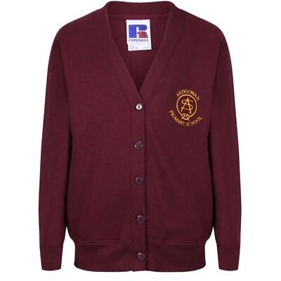 Ardgowan Primary Sweatshirt Cardigan