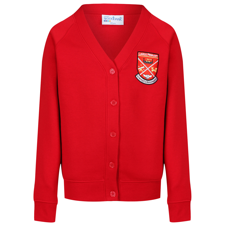 Largs Primary Sweatshirt Cardigan