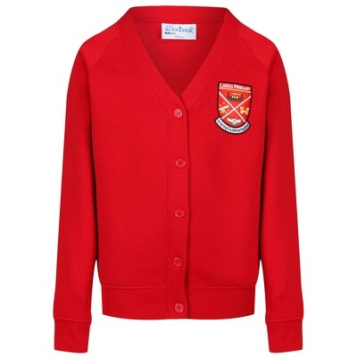 Largs Primary Sweatshirt Cardigan