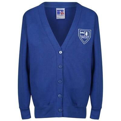 King's Oak Primary Sweatshirt Cardigan
