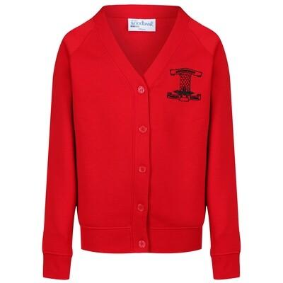 Moorfoot Primary Sweatshirt Cardigan