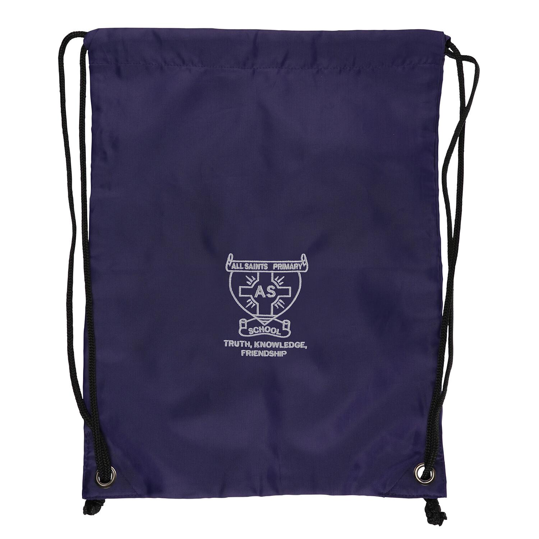 All Saints Primary Gym Bag