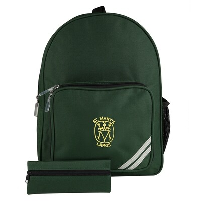 St Mary's Primary (Largs) Backpack