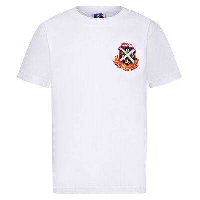 Dunoon Primary PE T-Shirt