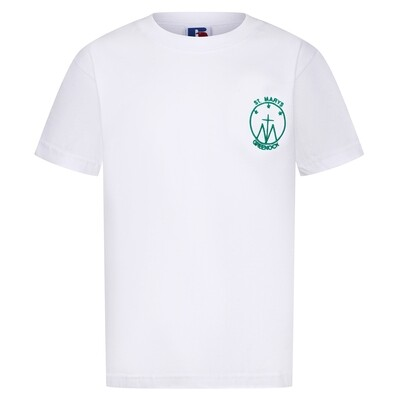 St Mary's Primary PE T-Shirt
