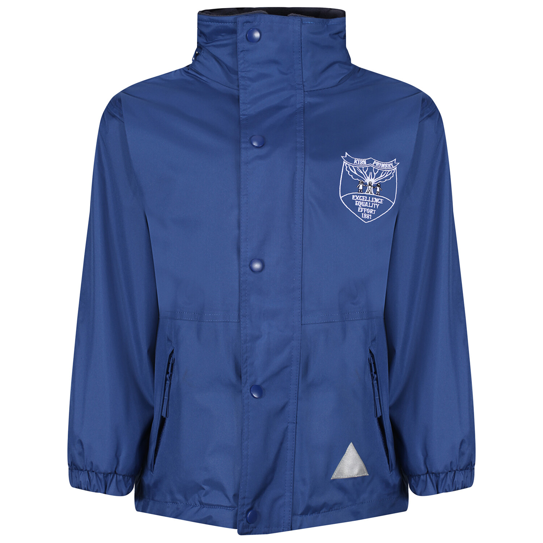 Kirn Primary Heavy Rain Jacket (Fleece lined)