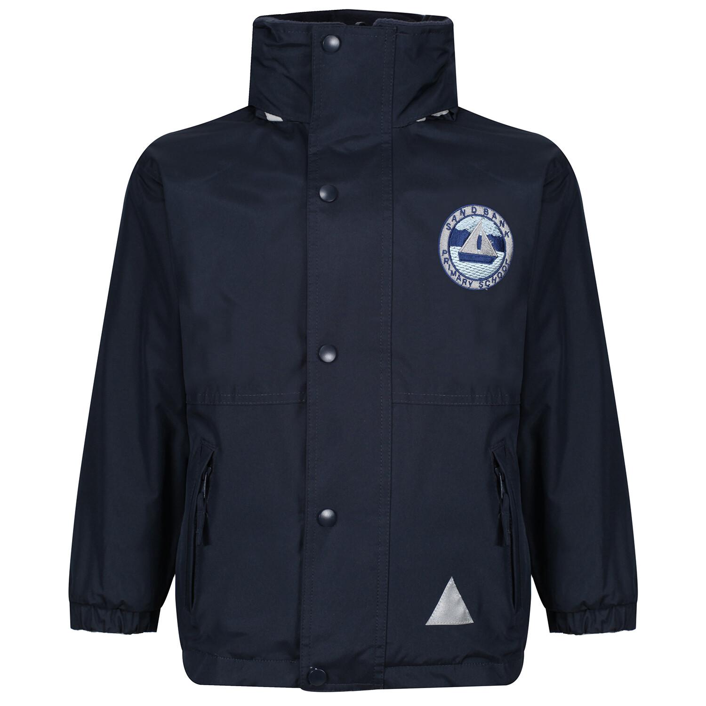 Sandbank Primary Heavy Rain Jacket (Fleece lined)