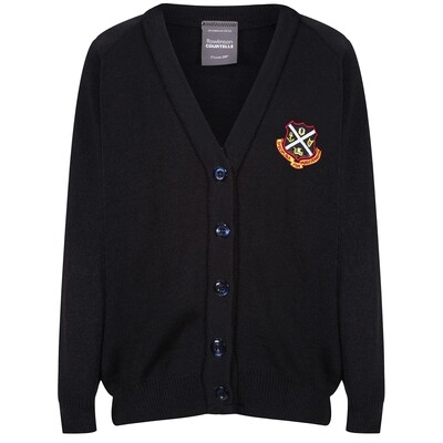 Dunoon Primary Knitted Cardigan (choice of colour)