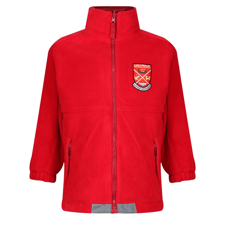 Largs Primary Fleece