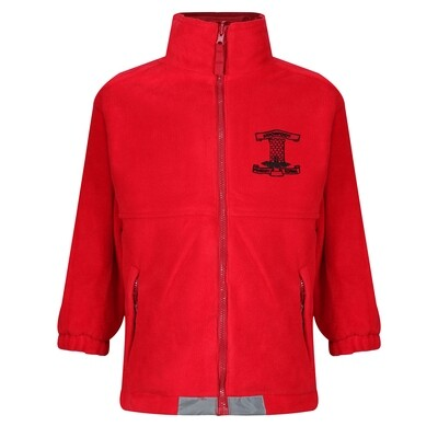 Moorfoot Primary Fleece (choice of colour)