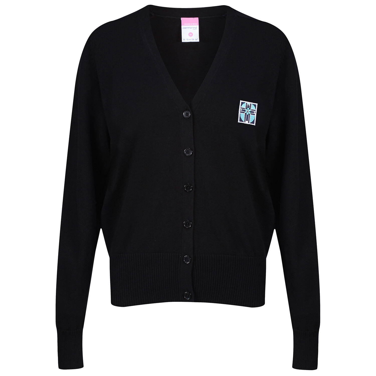 Notre Dame High Girls Knitted Cardigan