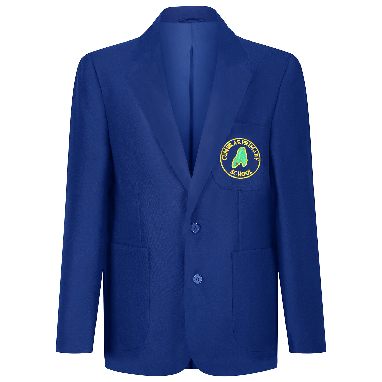 Cumbrae Primary School Blazer (Made-to-Order)