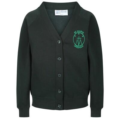 St Mary's Primary Sweatshirt Cardigan