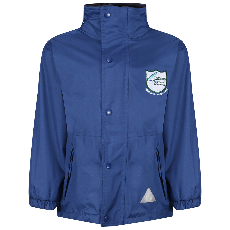 Cedars School Heavy Rain Jacket